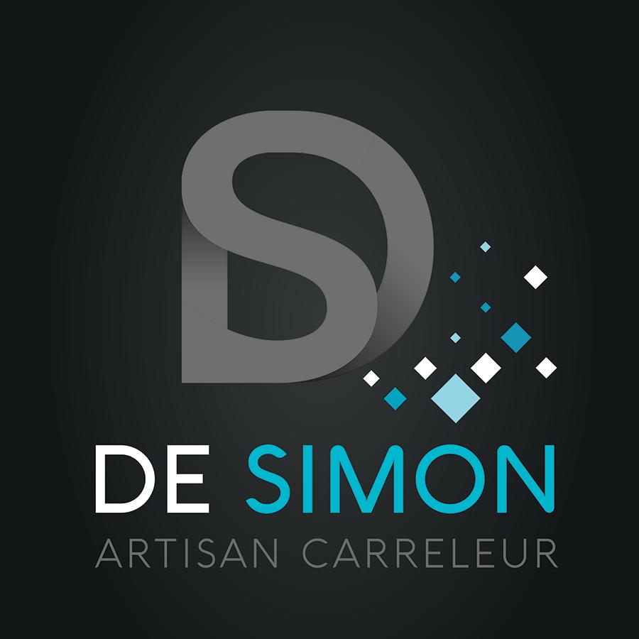 logo carreleur de simon talmont saint hilaire Vendée